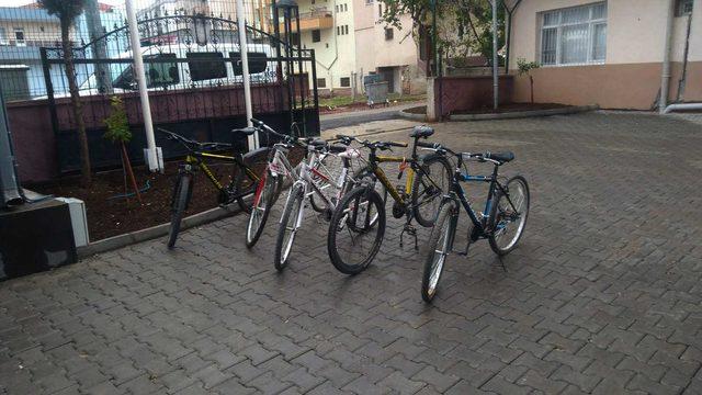 Adıyaman'da 'bisiklet' hırsızlığına tutuklama