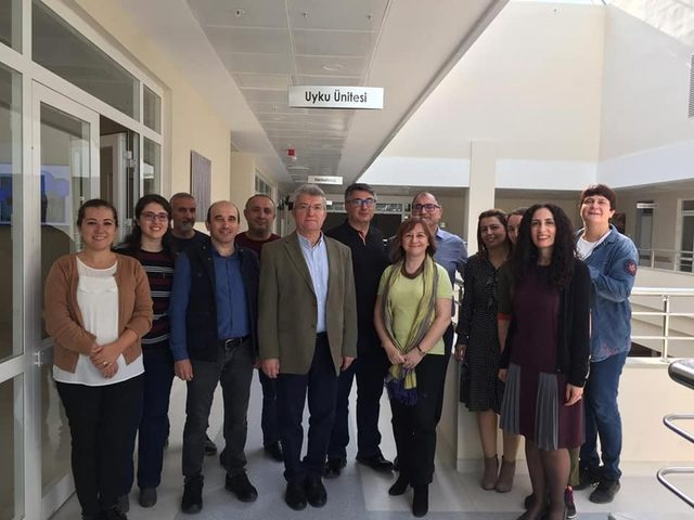 Düzce Üniversitesi Uyku bozuklukları merkezi akredite oldu