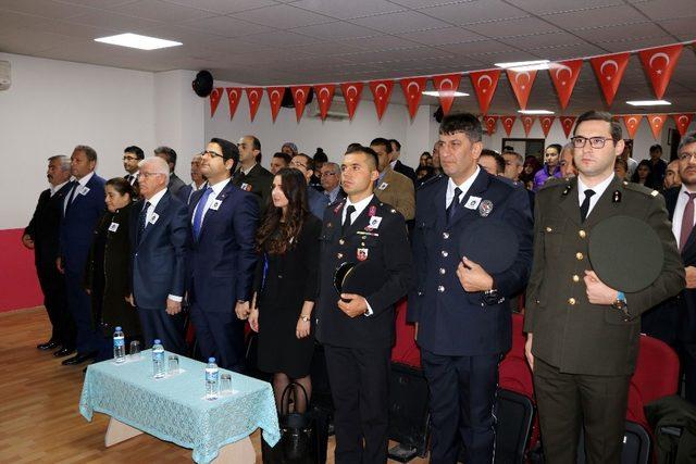 Malatya'da 10 Kasım törenleri