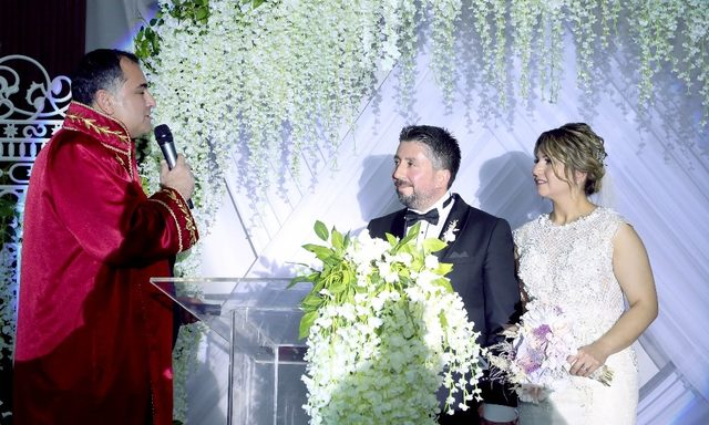 Zübeyde Hanım Sosyal Tesisi'nde ilk düğün